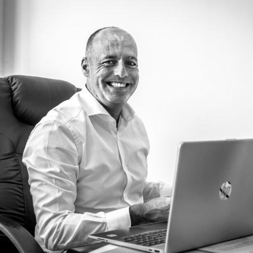 Luis Alberto Rodríguez Cuadrado. Equipo humano de Gestione Asesores Inmobiliarios.