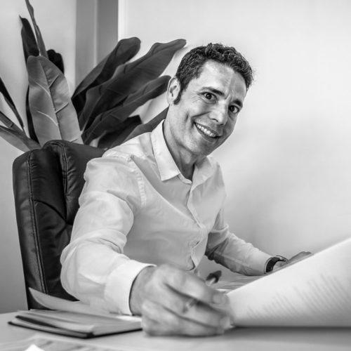 Raúl Catalán Saez. Equipo humano de Gestione Asesores Inmobiliarios.