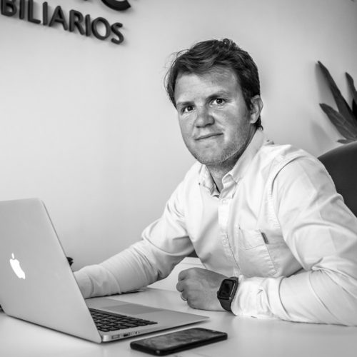 Salvador Benlloch García. Equipo humano de Gestione Asesores Inmobiliarios.